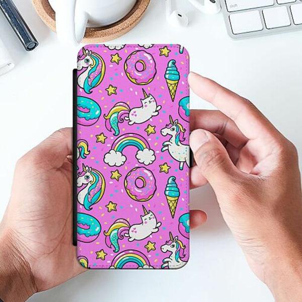 Apple iPhone 11 Pro Max Slimmat Fodral Unicorn