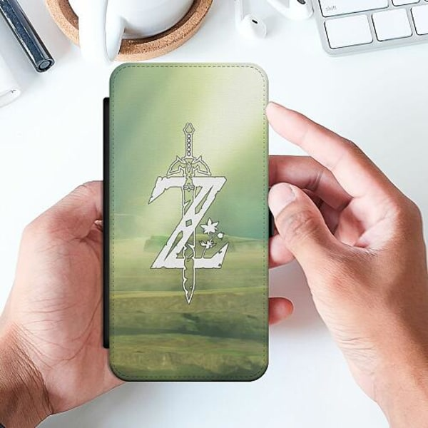 Samsung Galaxy A71 Slimmat Fodral Zelda