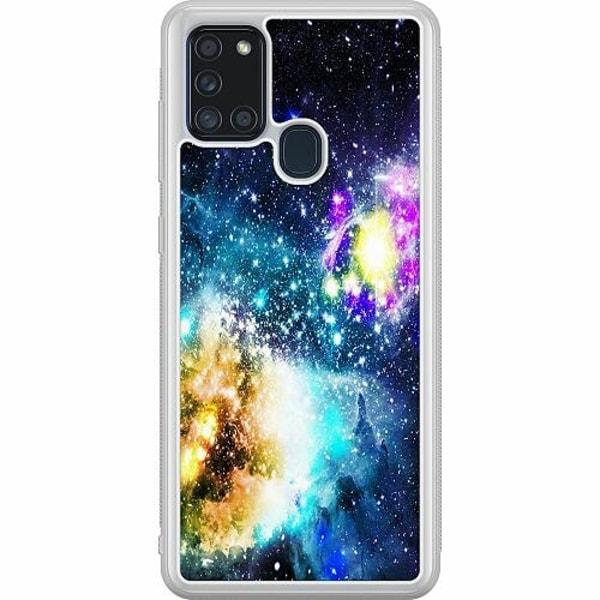 Samsung Galaxy A21s Soft Case (Frostad) Galaxy