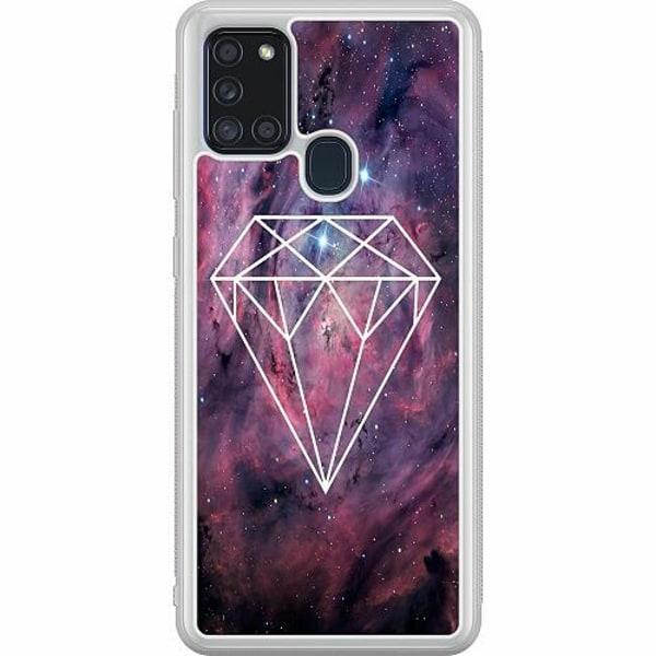 Samsung Galaxy A21s Soft Case (Frostad) Galaxy Diamant