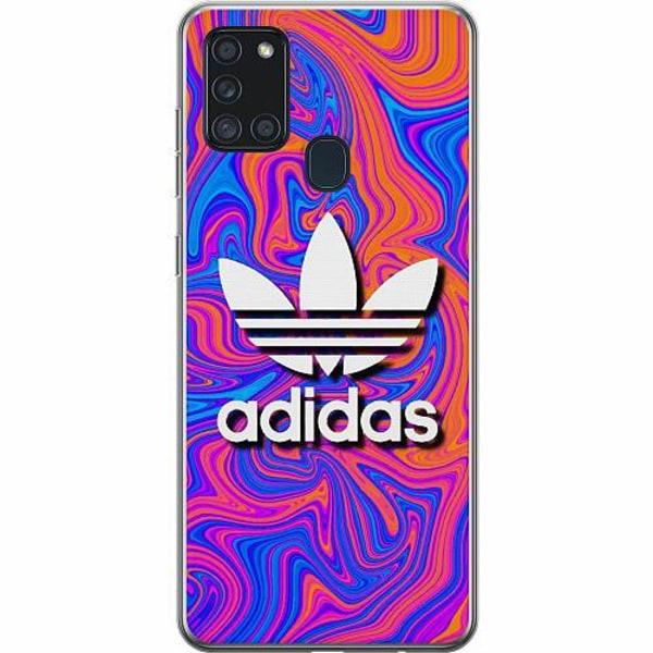 Samsung Galaxy A21s TPU Mobilskal Fashion
