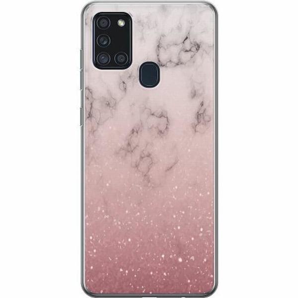 Samsung Galaxy A21s Thin Case Rosa