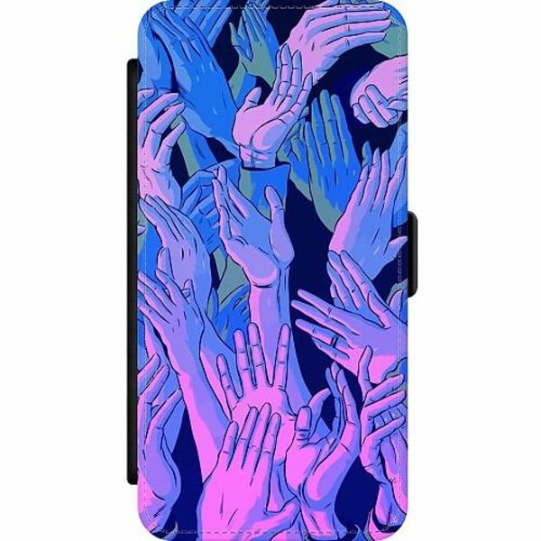 Samsung Galaxy S20 FE Wallet Slim Case Crowded Hands