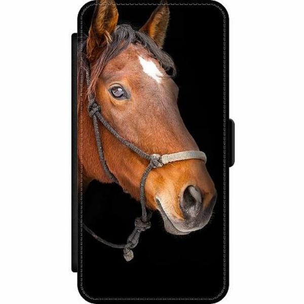 Samsung Galaxy S10 Wallet Slim Case Häst / Horse