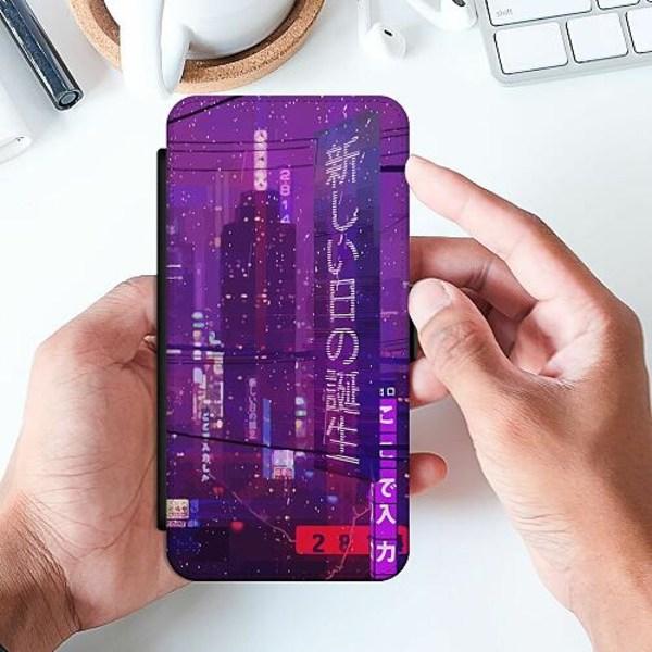 Samsung Galaxy A32 5G Slimmat Fodral Cyberpunk 2077
