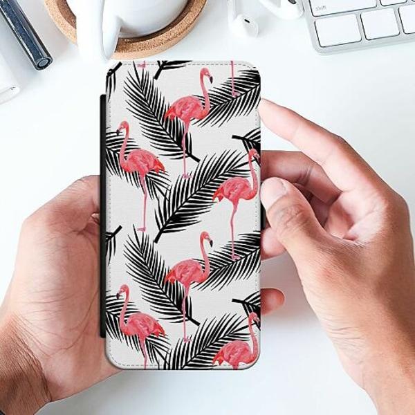 Samsung Galaxy A32 5G Slimmat Fodral Flamingo