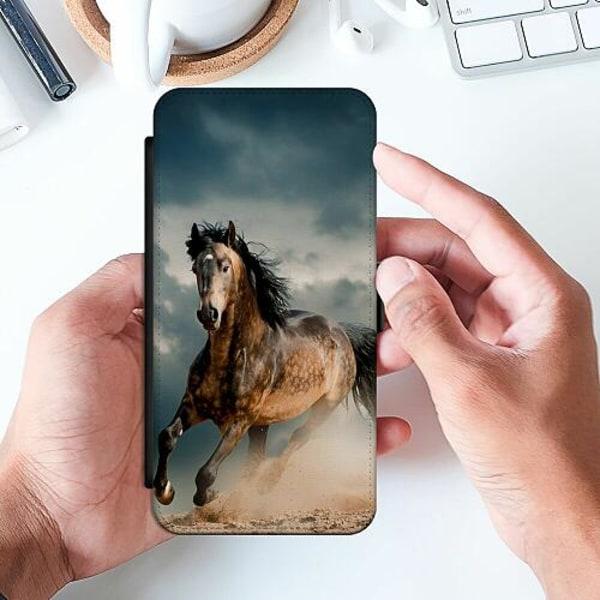 Samsung Galaxy A32 5G Slimmat Fodral Häst