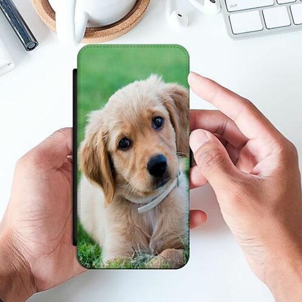 Samsung Galaxy A32 5G Slimmat Fodral Hund