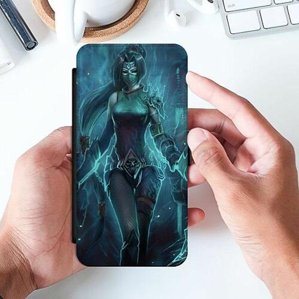 Samsung Galaxy A32 5G Slimmat Fodral League of Legends Akali