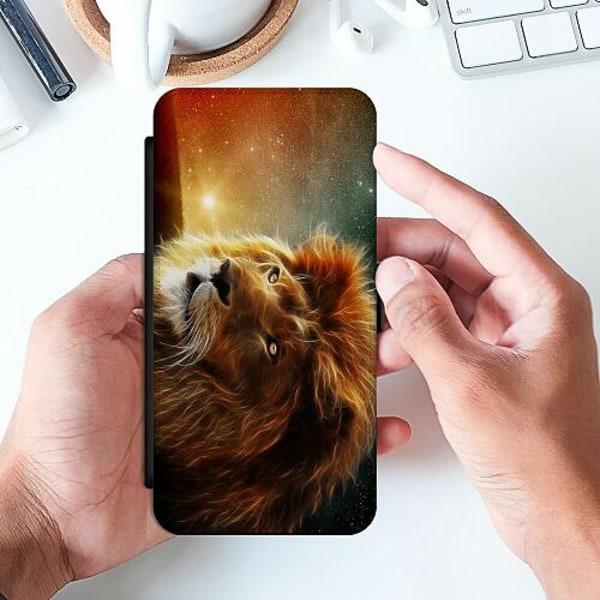 Samsung Galaxy A32 5G Slimmat Fodral Lejon