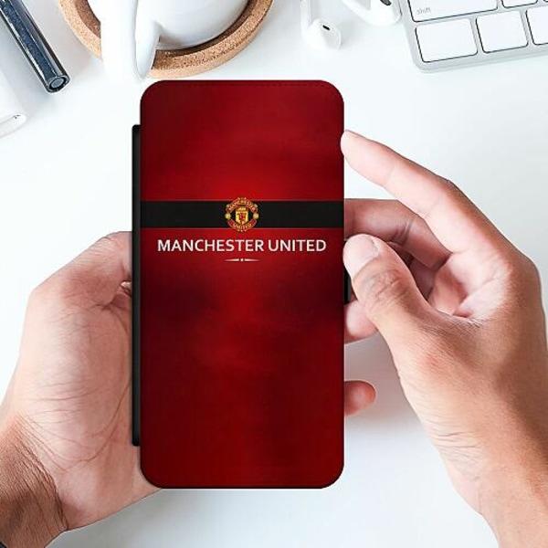 Samsung Galaxy A32 5G Slimmat Fodral Manchester United