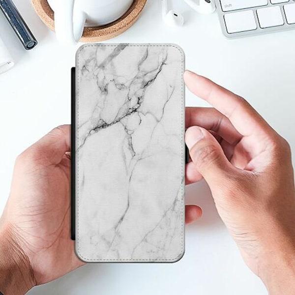 Samsung Galaxy A32 5G Slimmat Fodral Marmor