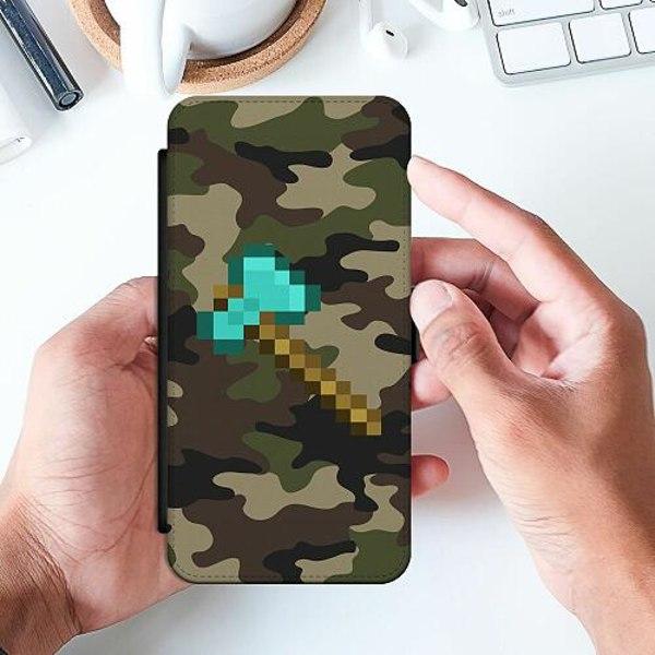 Samsung Galaxy A32 5G Slimmat Fodral Minecraft