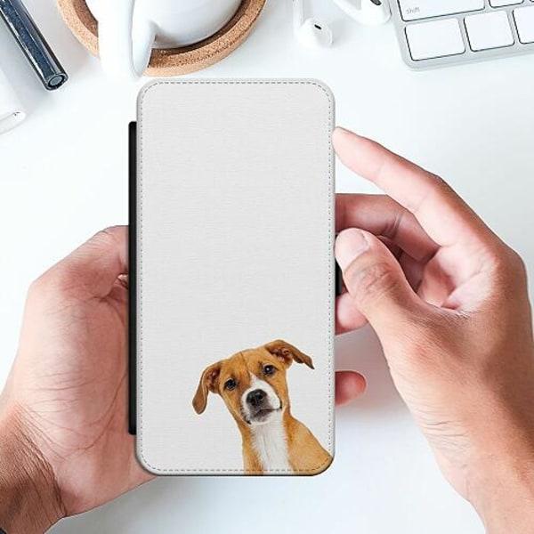 Samsung Galaxy A32 5G Slimmat Fodral PopUp Dog