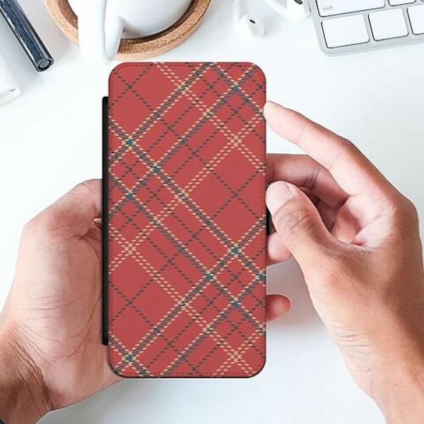 Samsung Galaxy A32 5G Slimmat Fodral Red Stripes