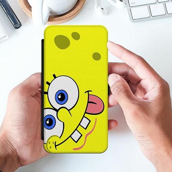 Samsung Galaxy A32 5G Slimmat Fodral SpongeBob Fyrkant