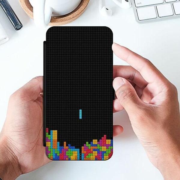 Samsung Galaxy A32 5G Slimmat Fodral Tetris
