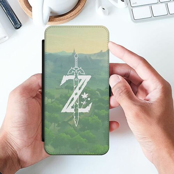 Samsung Galaxy A32 5G Slimmat Fodral Zelda