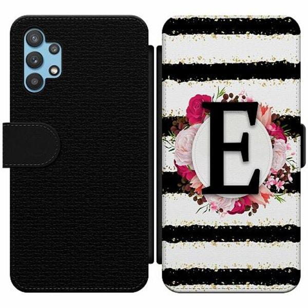 Samsung Galaxy A32 5G Wallet Slim Case E
