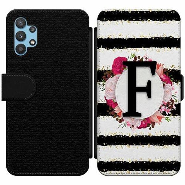 Samsung Galaxy A32 5G Wallet Slim Case F