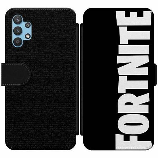 Samsung Galaxy A32 5G Wallet Slim Case Fortnite