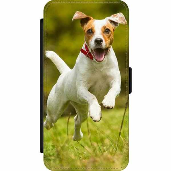 Samsung Galaxy A32 5G Wallet Slim Case Happy Dog