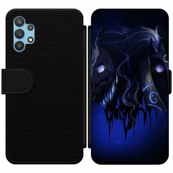 Samsung Galaxy A32 5G Wallet Slim Case League of Legends Kindred