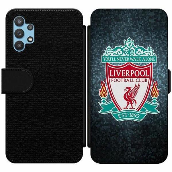Samsung Galaxy A32 5G Wallet Slim Case Liverpool