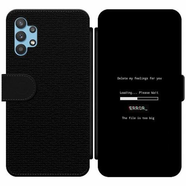 Samsung Galaxy A32 5G Wallet Slim Case Loading
