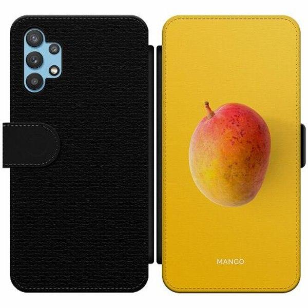 Samsung Galaxy A32 5G Wallet Slim Case Mango