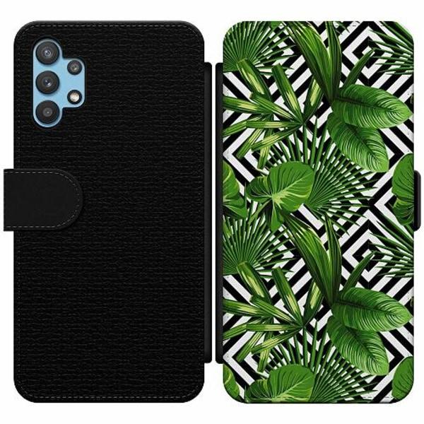 Samsung Galaxy A32 5G Wallet Slim Case Mönster