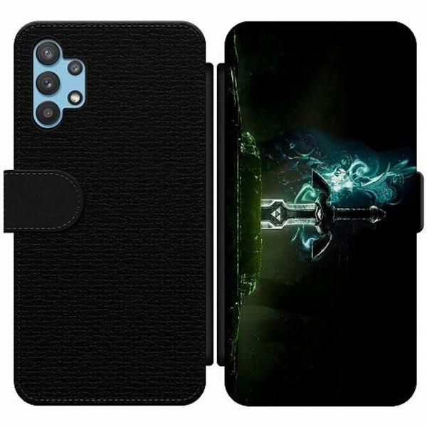 Samsung Galaxy A32 5G Wallet Slim Case Zelda