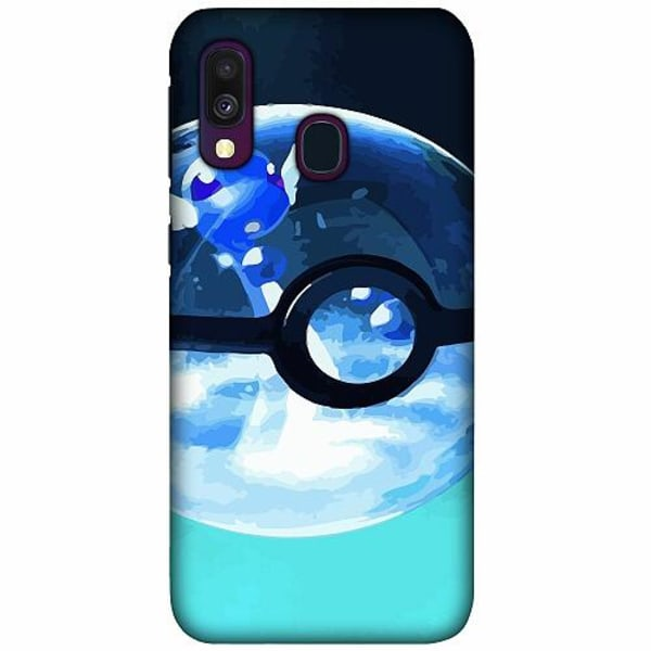 Samsung Galaxy A40 LUX Mobilskal (Matt) Pokemon
