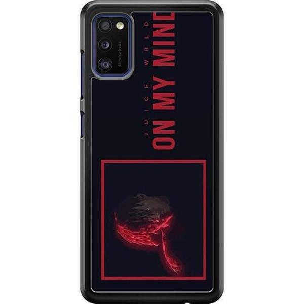 Samsung Galaxy A41 Hard Case (Svart) Juice WRLD
