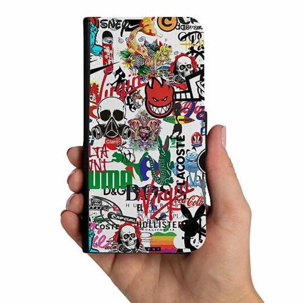 Samsung Galaxy A40 Mobilskalsväska Stickers
