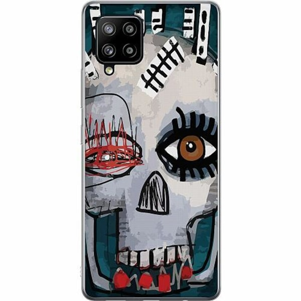 Samsung Galaxy A42 5G TPU Mobilskal ART