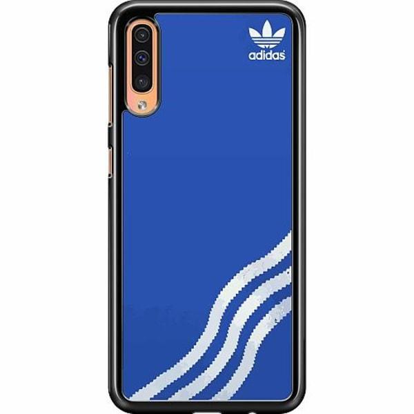 Samsung Galaxy A50 Hard Case (Svart) Adidas