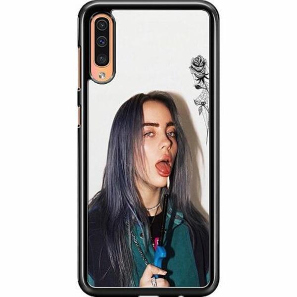Samsung Galaxy A50 Hard Case (Svart) Billie Eilish 2021