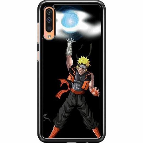 Samsung Galaxy A50 Hard Case (Svart) Naruto