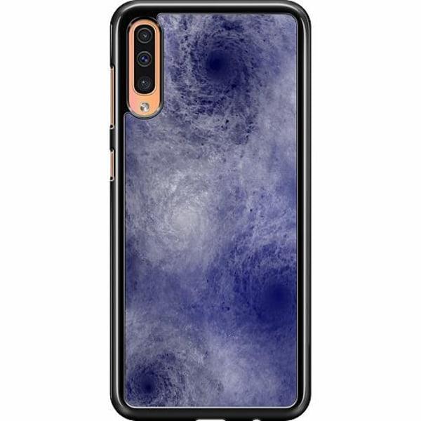 Samsung Galaxy A50 Hard Case (Svart) Pattern