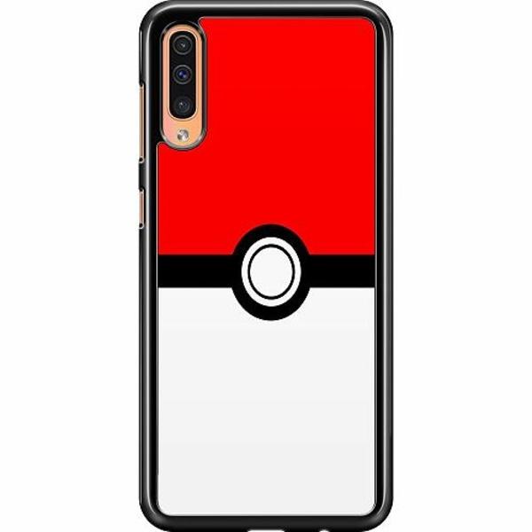 Samsung Galaxy A50 Hard Case (Svart) Pokemon