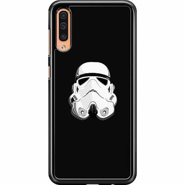Samsung Galaxy A50 Hard Case (Svart) Star Wars