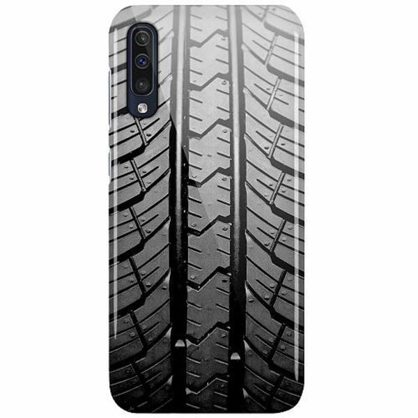 Samsung Galaxy A50 LUX Mobilskal (Glansig) Däckmönster