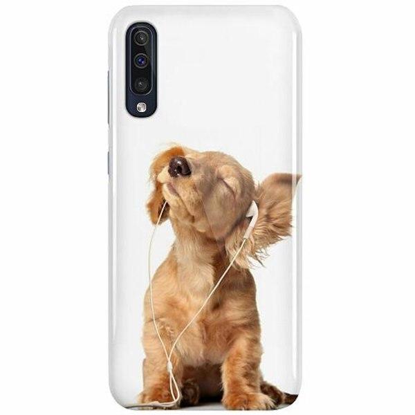 Samsung Galaxy A50 LUX Mobilskal (Glansig) Hund