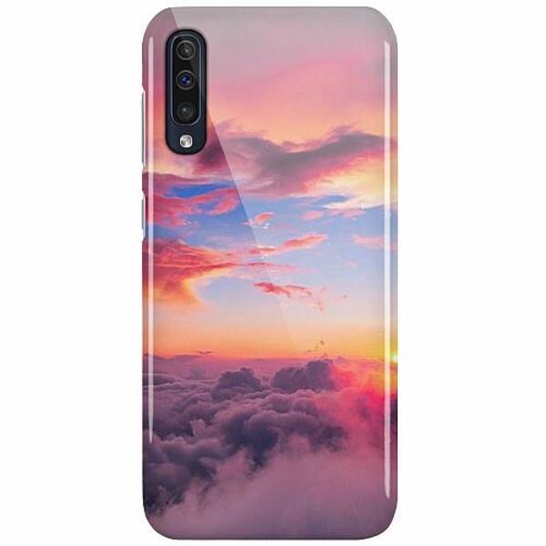 Samsung Galaxy A50 LUX Mobilskal (Glansig) Lovely Sky