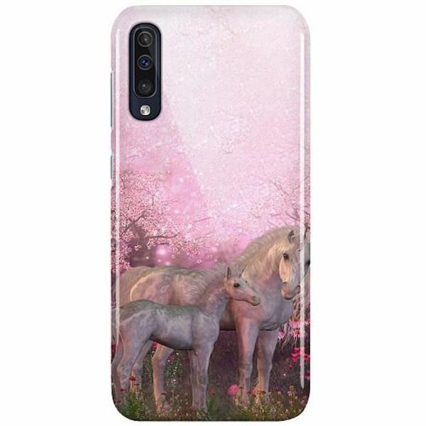 Samsung Galaxy A50 LUX Mobilskal (Glansig) Magic Unicorns