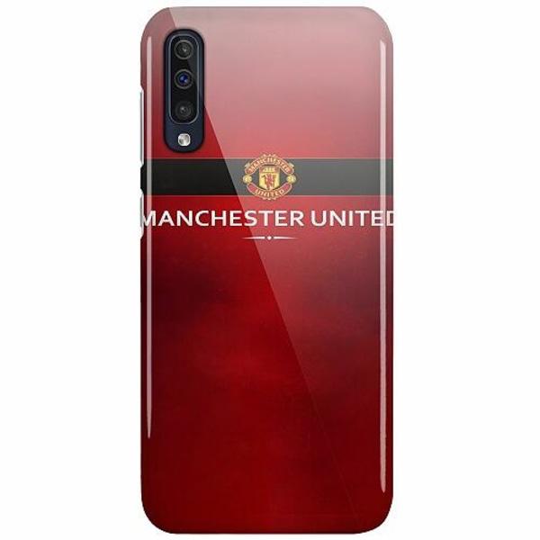 Samsung Galaxy A50 LUX Mobilskal (Glansig) Manchester United