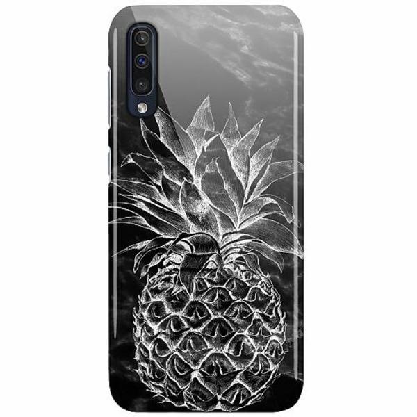 Samsung Galaxy A50 LUX Mobilskal (Glansig) Marmor Ananas