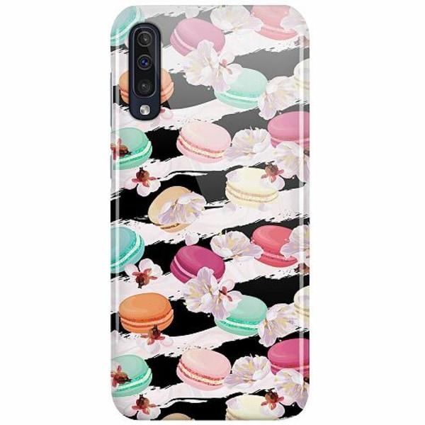 Samsung Galaxy A50 LUX Mobilskal (Glansig) U Macaron Me Crazy