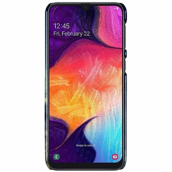 Samsung Galaxy A50 LUX Mobilskal (Glansig) Varg